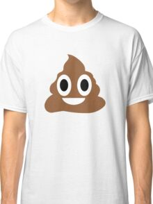 Happy POO! Classic T-Shirt