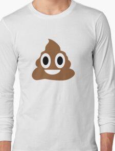 Happy POO! Long Sleeve T-Shirt