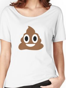 Happy POO! Women's Relaxed Fit T-Shirt