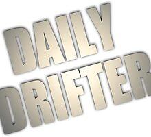 Daily Drifter by TswizzleEG