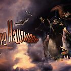 The Witch is Loose-Happy Halloween! by CarolM