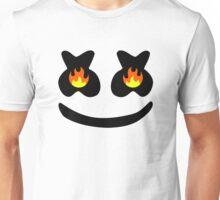 Funny Smile Marshmello Unisex T-Shirt