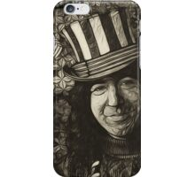 "Jerry Garcia ""Captain Trips"" Grateful Dead Shirt iPhone Case/Skin"