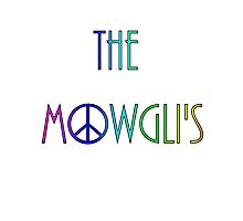 The Mowgli's - peace n' rainbows Photographic Print