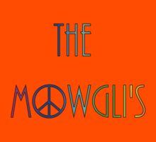 The Mowgli's - peace n' rainbows Kids Clothes