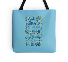 Fell In Love Tote Bag