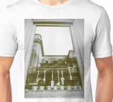 Cooking and Architecture Unisex T-Shirt