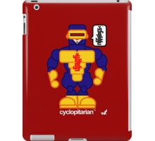 AFR Superheroes #05 - Cyclopitarian iPad Case/Skin