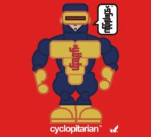 AFR Superheroes #05 - Cyclopitarian by afrenasia