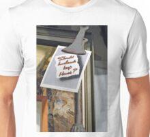 Metaphysical Question Unisex T-Shirt