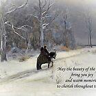 Highlander Christmas by LASART