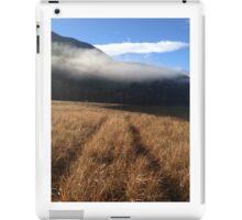 Landscape New Zealand  iPad Case/Skin