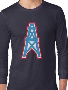 Houston Oilers Long Sleeve T-Shirt