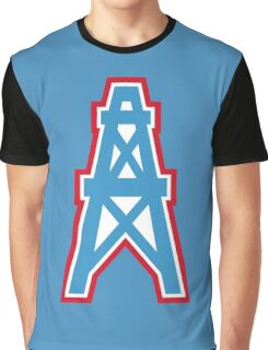 Houston Oilers Graphic T-Shirt