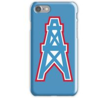 Houston Oilers iPhone Case/Skin