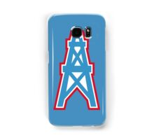 Houston Oilers Samsung Galaxy Case/Skin