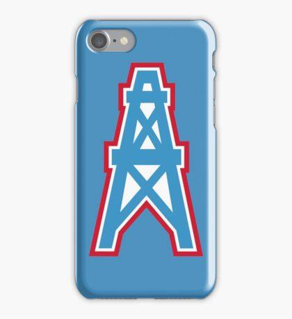 Houston Oilers iPhone Case/Skin