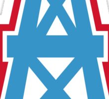 Houston Oilers Sticker