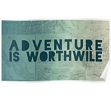 Aristotle: Adventure Poster