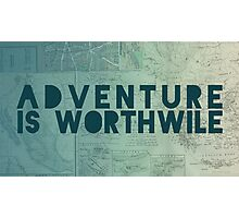 Aristotle: Adventure Photographic Print