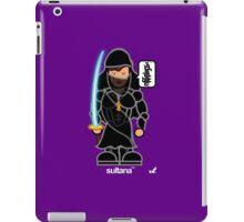 AFR Superheroes #06 - Sultana iPad Case/Skin