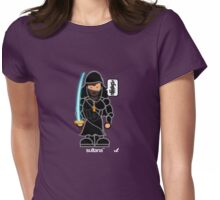 AFR Superheroes #06 - Sultana Womens Fitted T-Shirt