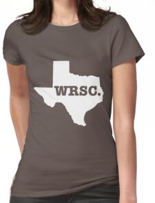 WRSC Texas Womens Fitted T-Shirt