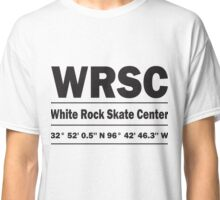 WRSC Coordinates Classic T-Shirt