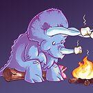 Triceramallows by Nathan Davis
