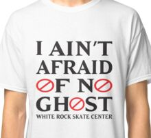 WRSC Afraid of No Ghost Classic T-Shirt