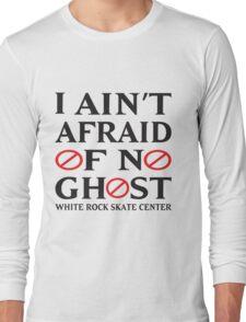 WRSC Afraid of No Ghost Long Sleeve T-Shirt