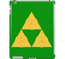 Celtic Triforce iPad Case/Skin