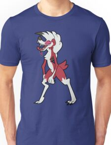 Lycanroc Midnight Unisex T-Shirt