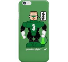 AFR Superheroes #08 - Green Lamplight iPhone Case/Skin