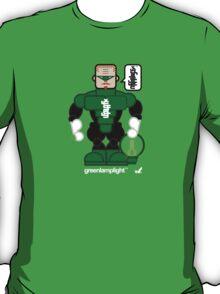 AFR Superheroes #08 - Green Lamplight T-Shirt
