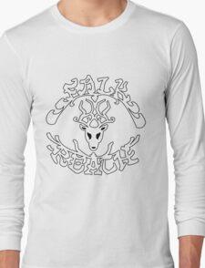 """1,000 bounty added to Falkreath Hold"" Long Sleeve T-Shirt"