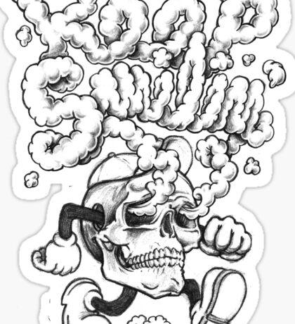 Keep Silin' Sticker