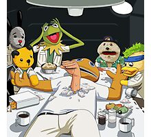 LeMuppets  Photographic Print