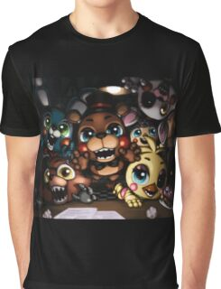 Five Nights at Freddie's! Graphic T-Shirt