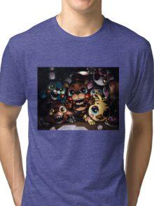 Five Nights at Freddie's! Tri-blend T-Shirt