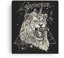 Ligercorn Canvas Print