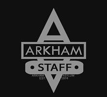 Arkham Staff Tee Unisex T-Shirt