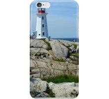 Peggy's Cove, Halifax, Canada iPhone Case/Skin