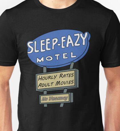 Sleep Eazy Motel Unisex T-Shirt