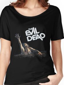 The Evil Dead Women's Relaxed Fit T-Shirt
