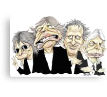 The Rolling Stones Metal Print