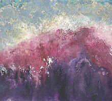 Purple Mountains by Faith Magdalene Austin
