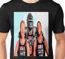 Harambe the real dream team Unisex T-Shirt