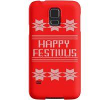 Happy Festivus! Samsung Galaxy Case/Skin