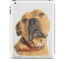 Zoey with a Zee.. iPad Case/Skin